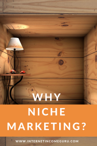 Why niche marketing? Advantages of niche marketing!